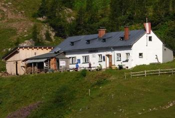 Leobner Hütte