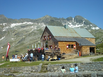 Reisseckhütte