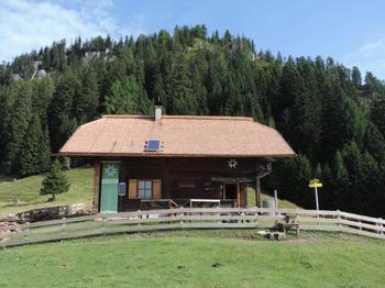 Weissbriacher Hütte