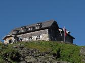 Schutzhaus-Neubau