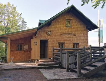 Grüntalkogelhütte
