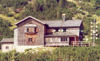 Alte Traunsteiner Hütte